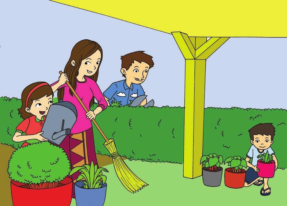 3. Contoh Teks Laporan Observasi Tentang Lingkungan Rumah