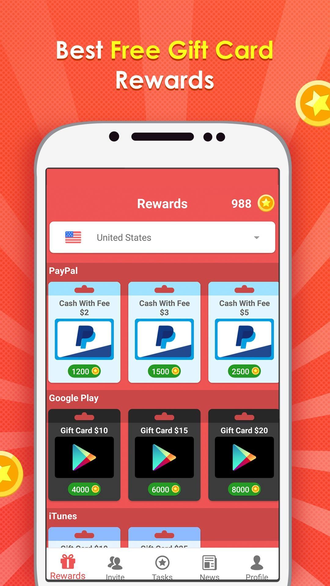 """Aplikasi Penghasil Uang """"Gift Wallet"""""""