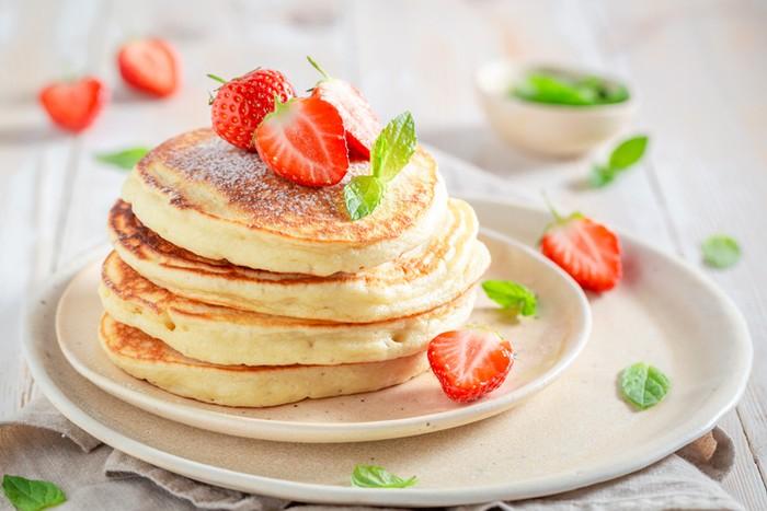 9+ Resep Pancake Viral yang Nikmat dan Lembut