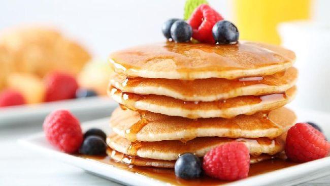 Cara membuat pancake tanpa susu
