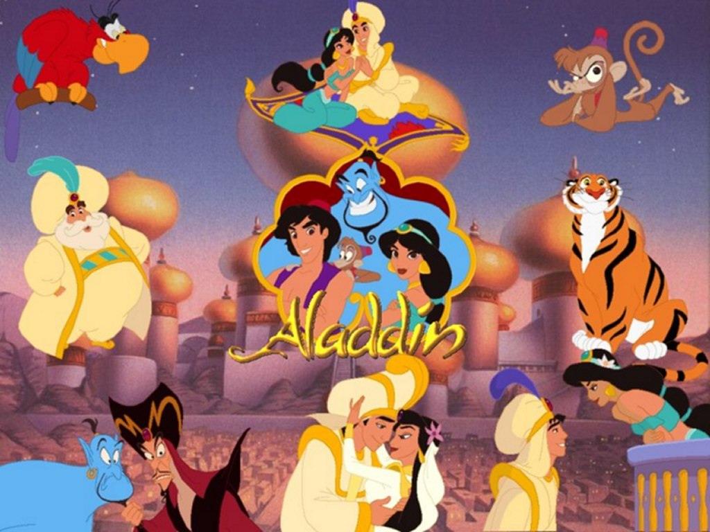 Cerita Aladin