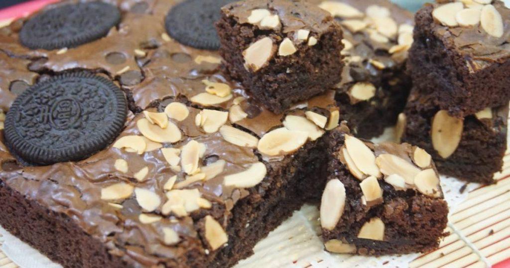 Resep brownies milo