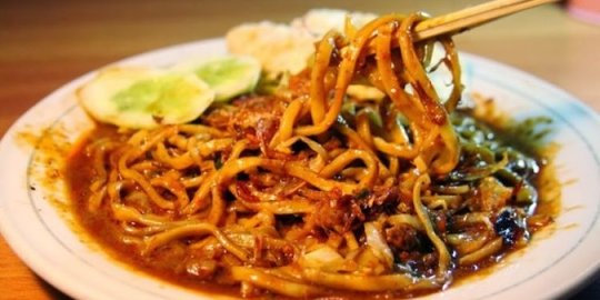 Resep mie aceh