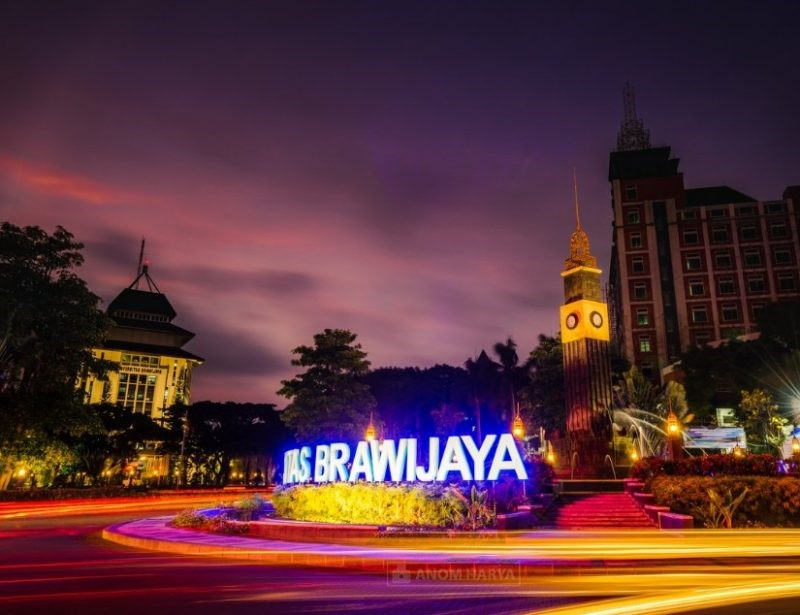 Contoh Surat Lamaran Kerja Dosen ke Universitas Brawijaya