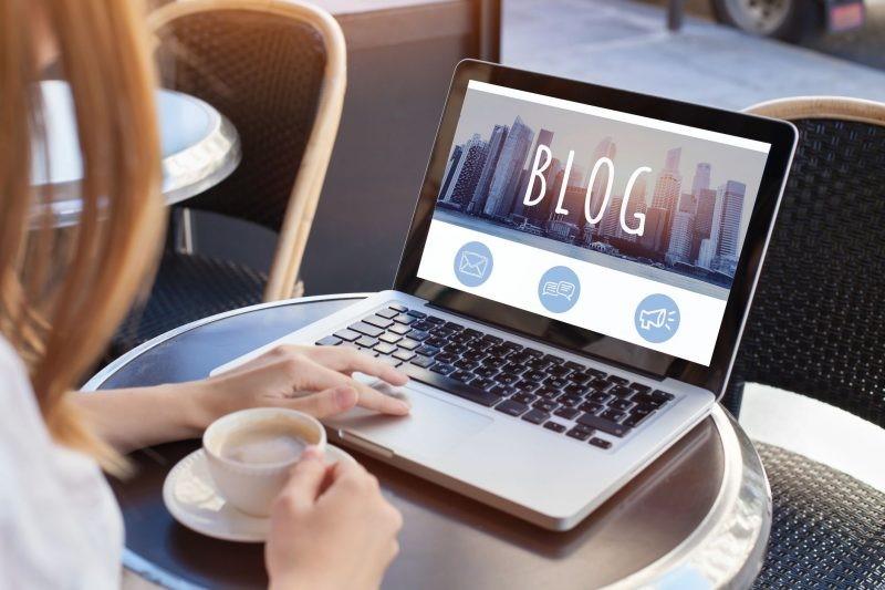 Contoh Teks Prosedur Membuat Blog Gratis