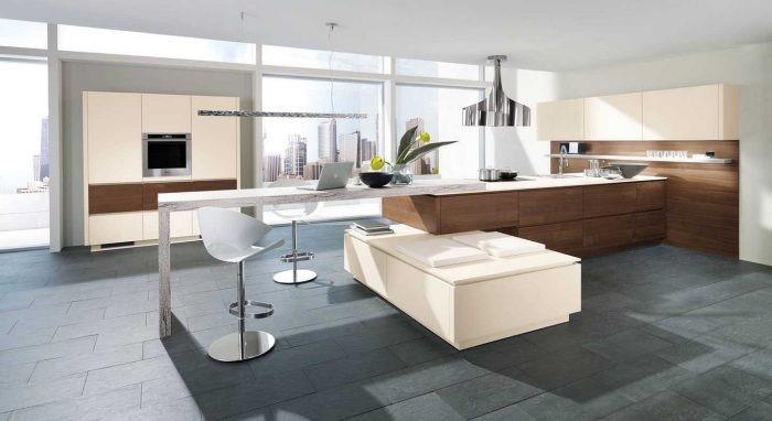 Dapur Bersama Ruang Santai