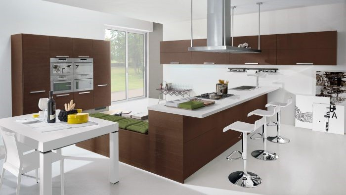 Dapur Dan Ruang Keluarga