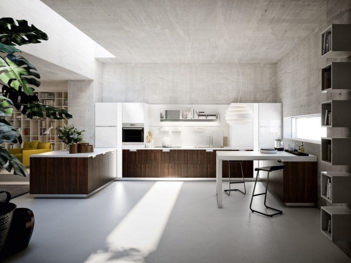 Dapur Dengan Space Cukup Luas