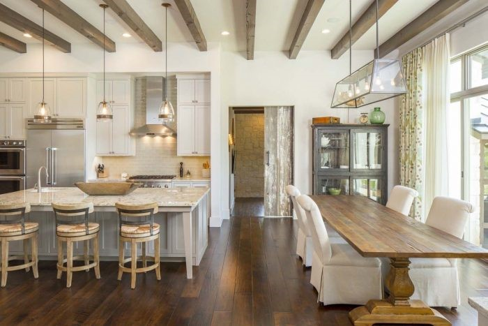 Contoh Desain Dapur yang Nyaman