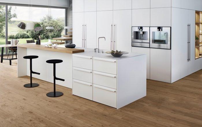 Desain Dapur Dengan Kombinasi Warna-Warna Netral