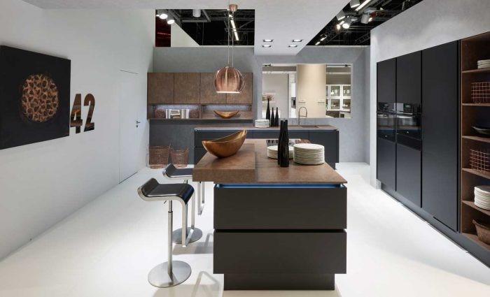 Desain Dapur Tersembunyi Minimalis