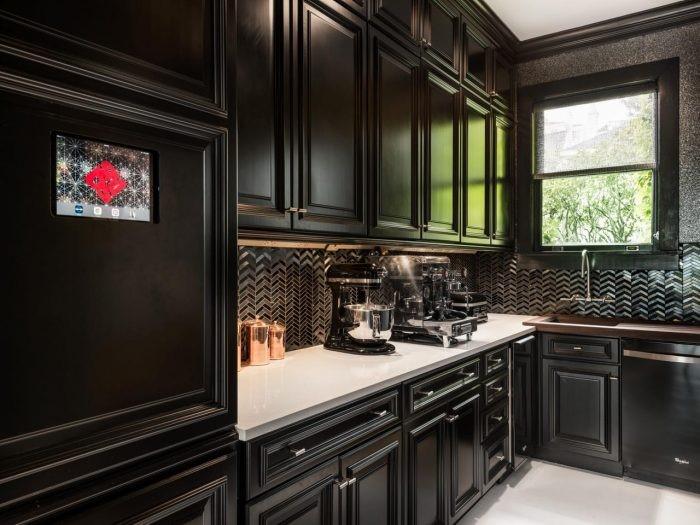 Desain dapur Jawa modern