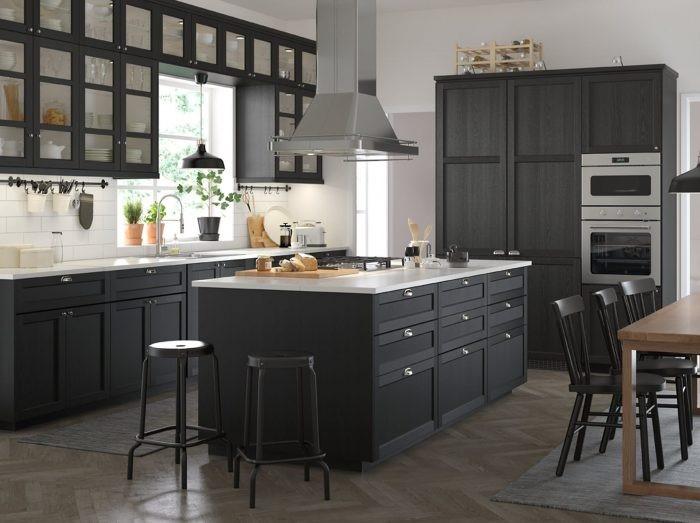 Desain dapur kontemporer modern matte