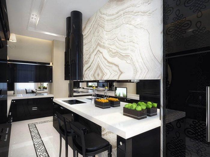 Desain dapur minimalis manipulatif