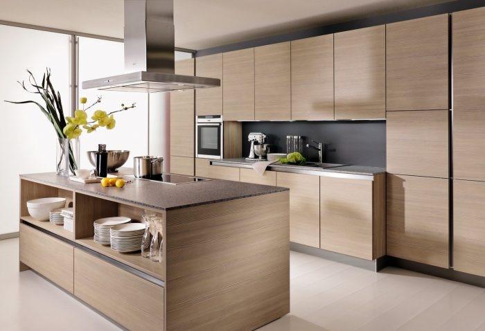 Full Desain Kayu Pada Dapur