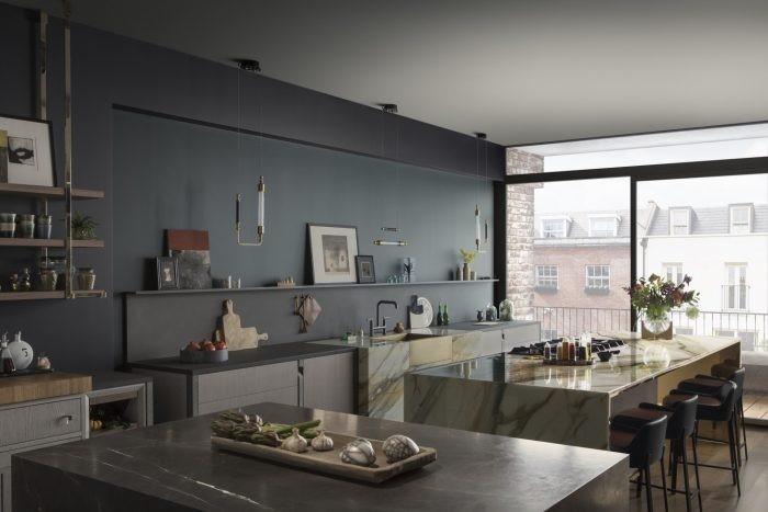 Kombinasi Warna Abu-Abu Untuk Desain Dapur Modern