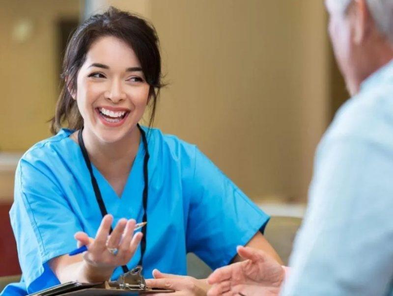 Contoh Surat Lamaran Kerja Perawat Lulusan D3