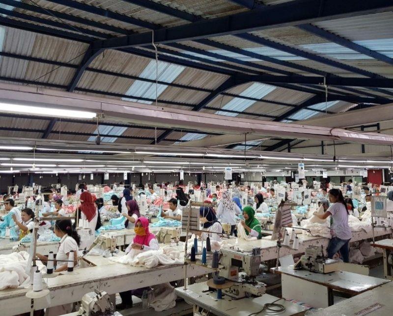Contoh surat lamaran kerja di pabrik garment
