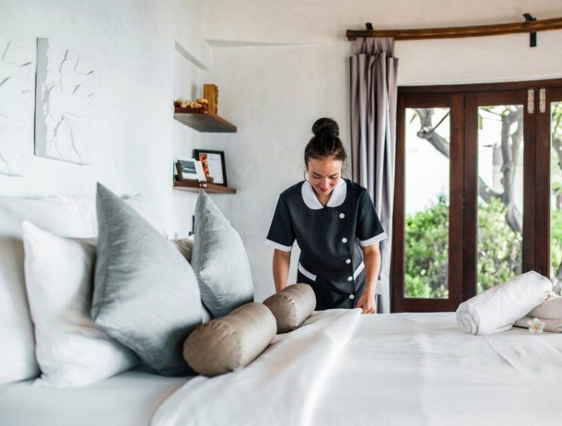 Contoh surat lamaran kerja hotel bagian housekeeping